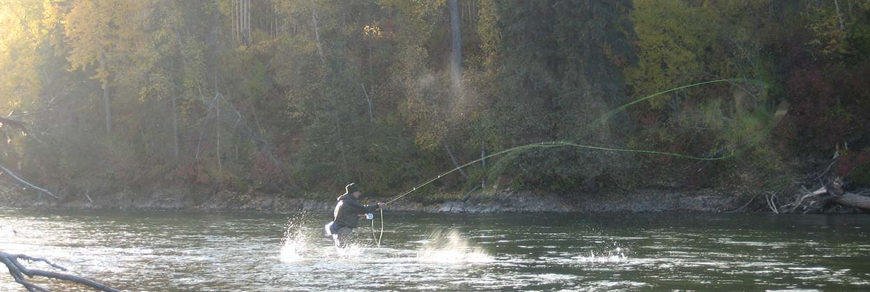 Fly Fishing Lessons & Trips